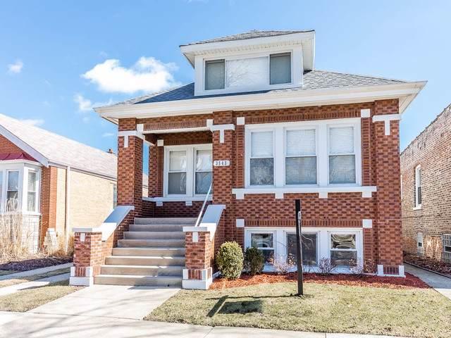 3543 Elmwood Avenue, Berwyn, IL 60402 (MLS #10521376) :: Touchstone Group