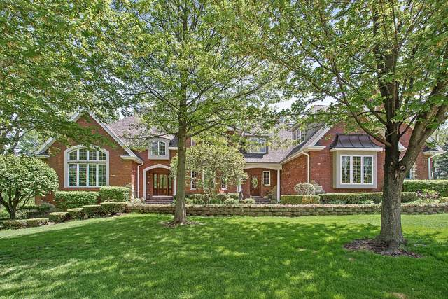 10801 Crystal Springs Lane, Orland Park, IL 60467 (MLS #10521530) :: Berkshire Hathaway HomeServices Snyder Real Estate