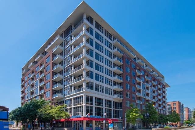 901 W Madison Street #514, Chicago, IL 60607 (MLS #10521531) :: Littlefield Group