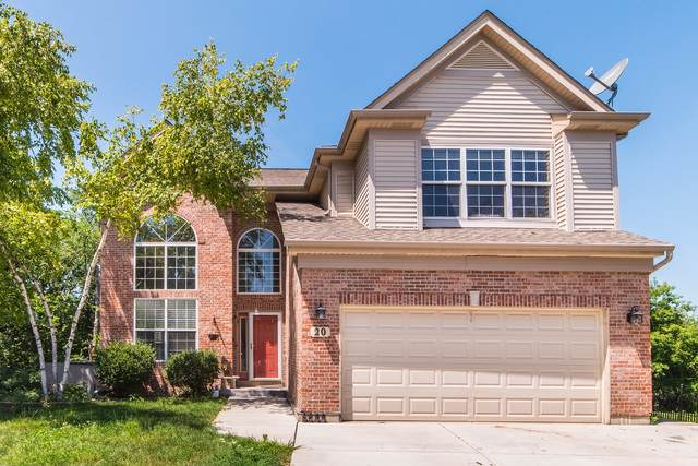 20 Eagle Court, Streamwood, IL 60107 (MLS #10521539) :: Ani Real Estate