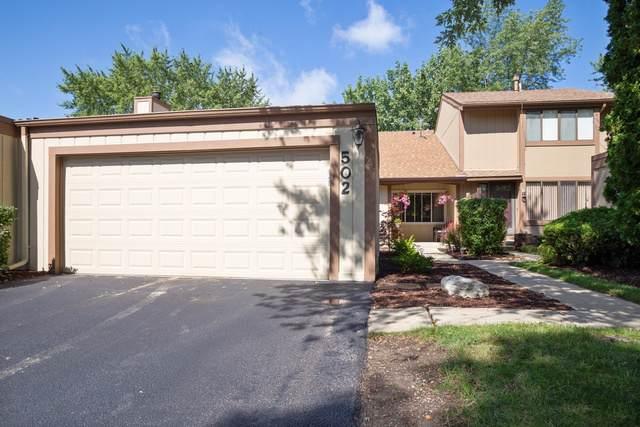 502 E Yosemite Trail, Roselle, IL 60172 (MLS #10521550) :: Ryan Dallas Real Estate