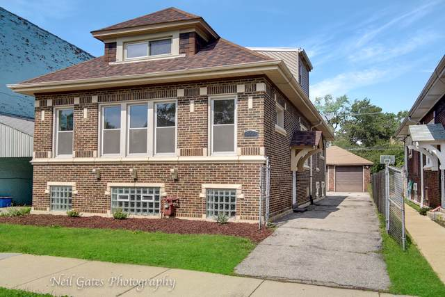 644 E 89th Place, Chicago, IL 60619 (MLS #10521614) :: Property Consultants Realty
