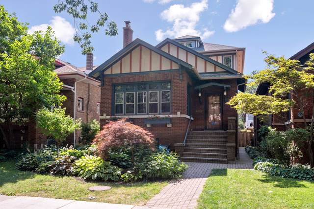 4442 N Francisco Avenue, Chicago, IL 60625 (MLS #10521629) :: Property Consultants Realty