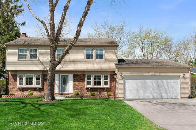 631 Indian Spring Lane, Buffalo Grove, IL 60089 (MLS #10521686) :: Berkshire Hathaway HomeServices Snyder Real Estate