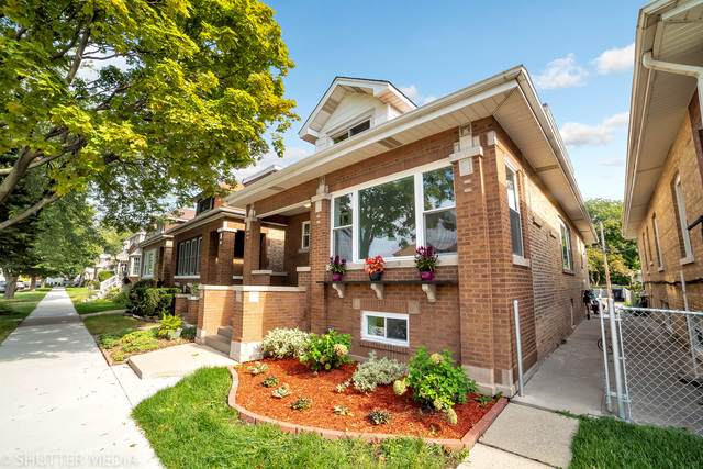 5021 N Kennison Avenue, Chicago, IL 60630 (MLS #10521747) :: Property Consultants Realty