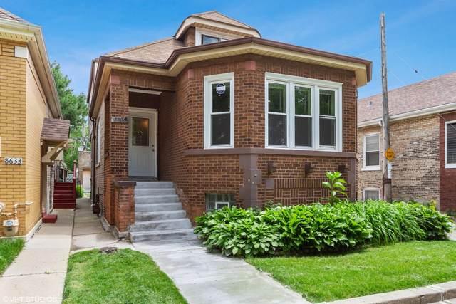 8635 S Ada Street, Chicago, IL 60620 (MLS #10521886) :: John Lyons Real Estate