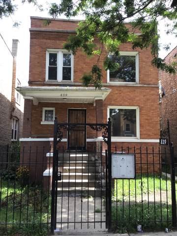 839 N Karlov Avenue, Chicago, IL 60651 (MLS #10521931) :: John Lyons Real Estate