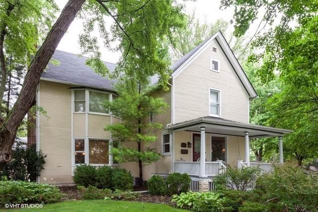 203 W North Street, Hinsdale, IL 60521 (MLS #10522039) :: John Lyons Real Estate