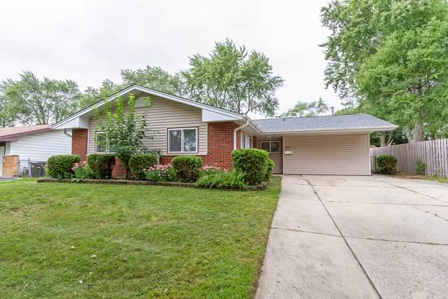 1690 Pierce Road, Hoffman Estates, IL 60169 (MLS #10522051) :: Baz Realty Network | Keller Williams Elite