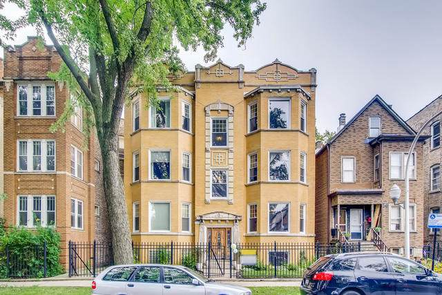 2439 N Sawyer Avenue 1S, Chicago, IL 60647 (MLS #10522086) :: Property Consultants Realty