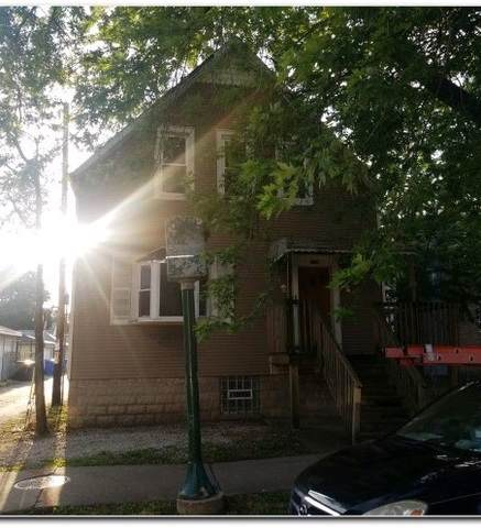 2313 N Laramie Avenue, Chicago, IL 60639 (MLS #10522148) :: The Perotti Group   Compass Real Estate