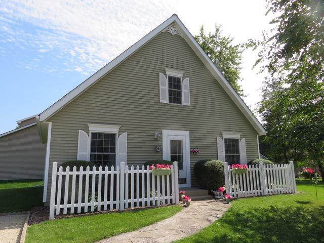 10703 286th Avenue, Trevor, WI 53179 (MLS #10522181) :: Janet Jurich Realty Group