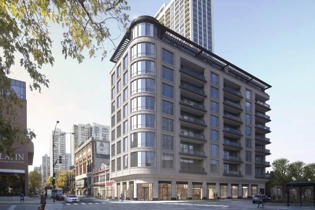 1550 N Clark Street #1002, Chicago, IL 60610 (MLS #10522214) :: Ani Real Estate