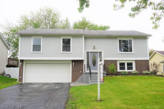 168 Farm Gate Lane, Bolingbrook, IL 60440 (MLS #10522220) :: Ani Real Estate