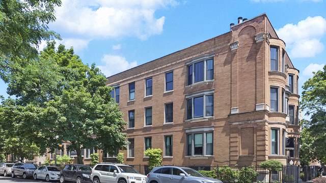 3901 N Fremont Street 1N, Chicago, IL 60613 (MLS #10522261) :: Ani Real Estate