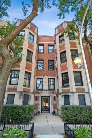 620 W Waveland Avenue 2E, Chicago, IL 60613 (MLS #10522323) :: Ani Real Estate