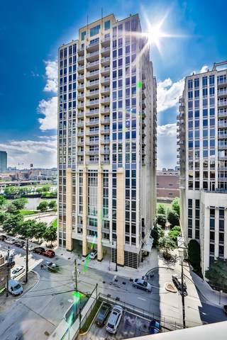 700 N Larrabee Street #1915, Chicago, IL 60654 (MLS #10522333) :: Ani Real Estate