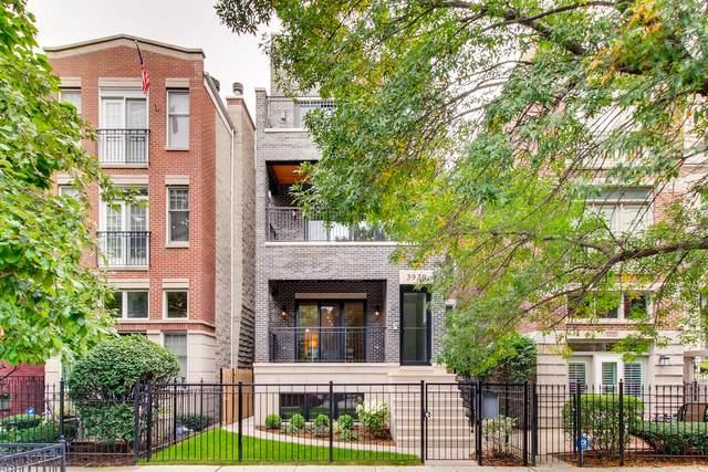 3930 N Greenview Avenue #1, Chicago, IL 60613 (MLS #10522334) :: Ani Real Estate