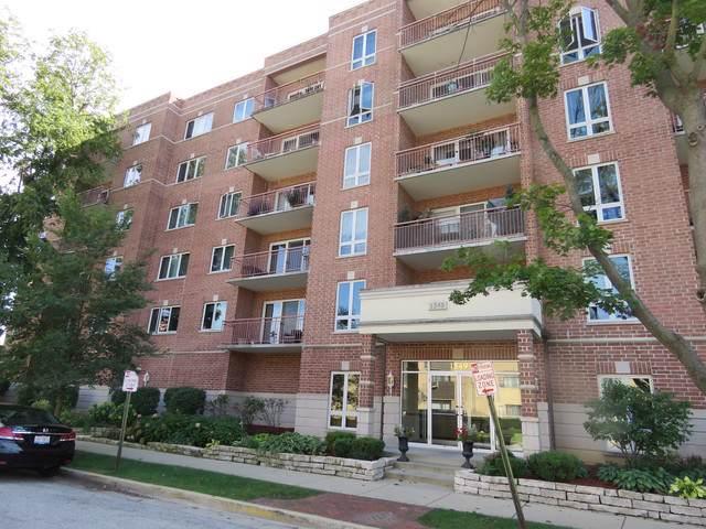 1349 E Washington Street 402A, Des Plaines, IL 60016 (MLS #10522339) :: Baz Realty Network | Keller Williams Elite