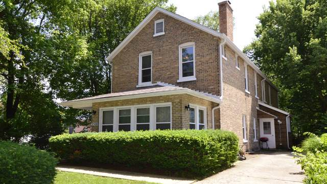 3508 Central Street, Evanston, IL 60201 (MLS #10522350) :: Baz Realty Network | Keller Williams Elite