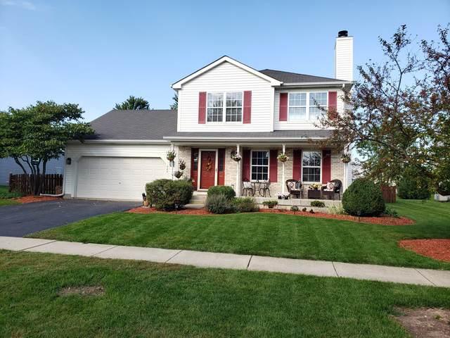 567 N Wildflower Street, Cortland, IL 60112 (MLS #10522419) :: Baz Realty Network | Keller Williams Elite