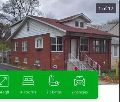 17056 Wood Street, Hazel Crest, IL 60429 (MLS #10522441) :: Ani Real Estate