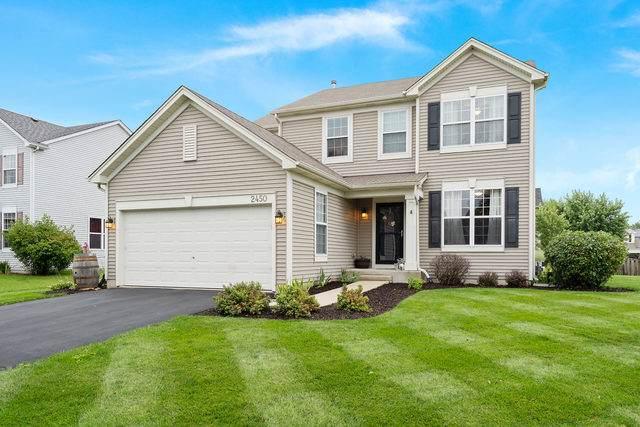 2450 Sir Barton Lane, Montgomery, IL 60538 (MLS #10522489) :: O'Neil Property Group