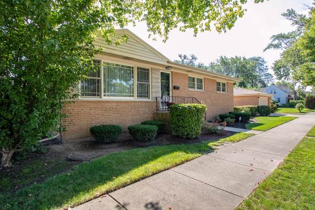 5519 Church Street, Morton Grove, IL 60053 (MLS #10522569) :: Ani Real Estate