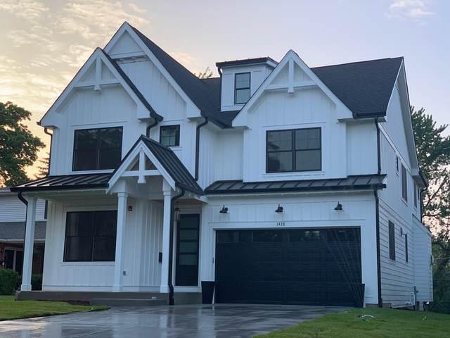 1428 Oak Street, Western Springs, IL 60558 (MLS #10522586) :: Littlefield Group