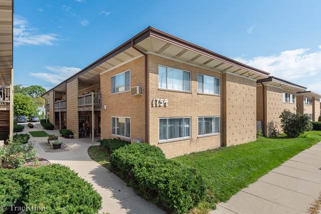 1754 E Oakton Street #201, Des Plaines, IL 60018 (MLS #10522589) :: Baz Realty Network | Keller Williams Elite