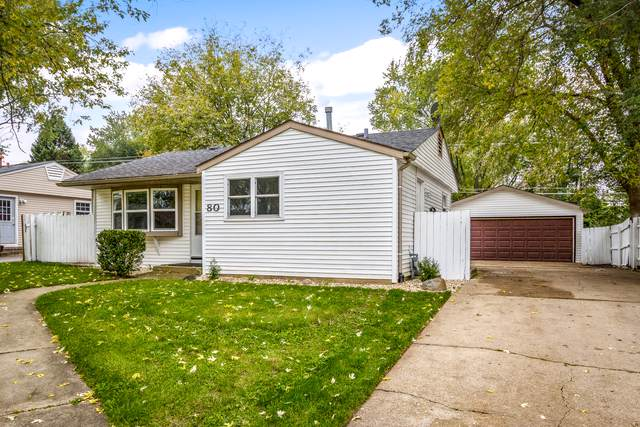 80 Birch Street, Carpentersville, IL 60110 (MLS #10522652) :: The Wexler Group at Keller Williams Preferred Realty