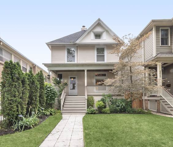 4851 N Hermitage Avenue, Chicago, IL 60640 (MLS #10522666) :: Baz Realty Network | Keller Williams Elite