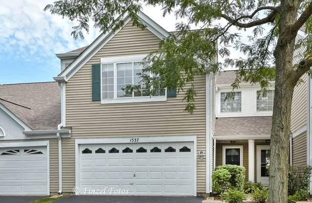 1537 Spaulding Road, Bartlett, IL 60103 (MLS #10522678) :: Angela Walker Homes Real Estate Group