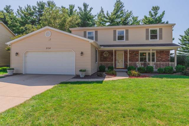 204 Bittersweet Circle, Bloomington, IL 61704 (MLS #10522761) :: Property Consultants Realty