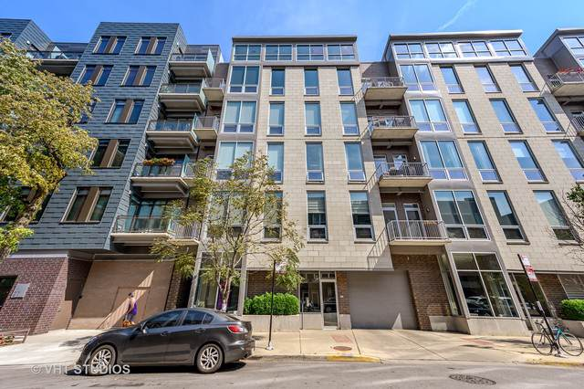23 N Aberdeen Street 2S, Chicago, IL 60607 (MLS #10522777) :: Littlefield Group