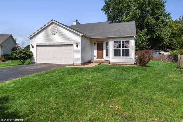 2314 Willow Lakes Court, Plainfield, IL 60586 (MLS #10522788) :: Property Consultants Realty
