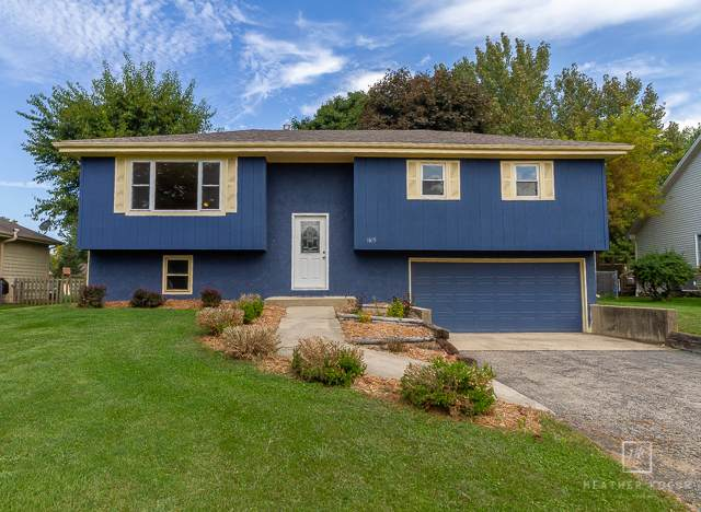 1615 Holiday Drive, Lake Holiday, IL 60548 (MLS #10522873) :: Berkshire Hathaway HomeServices Snyder Real Estate