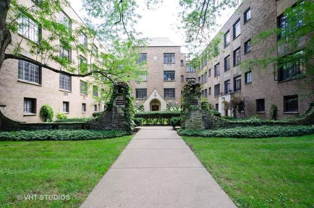 734 Noyes Street S2, Evanston, IL 60201 (MLS #10522882) :: Baz Realty Network | Keller Williams Elite