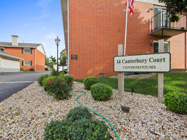 14 Canterbury Court #11, Bloomington, IL 61701 (MLS #10522896) :: Littlefield Group