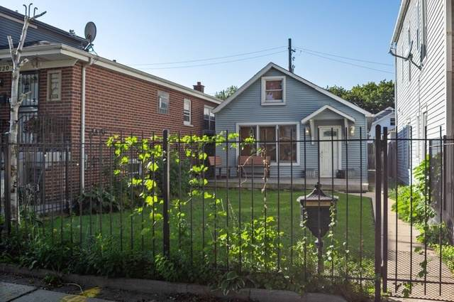4724 N Kewanee Avenue, Chicago, IL 60630 (MLS #10522899) :: Property Consultants Realty