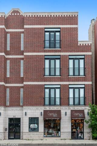 2007 W Belmont Avenue 2E, Chicago, IL 60618 (MLS #10522919) :: The Perotti Group | Compass Real Estate