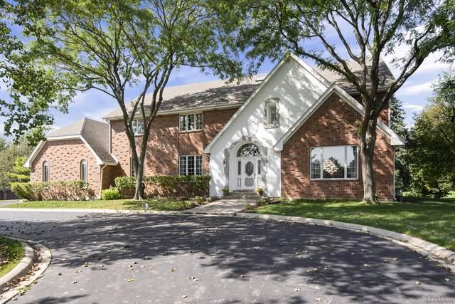 8 Mcglashen Drive, South Barrington, IL 60010 (MLS #10522921) :: John Lyons Real Estate