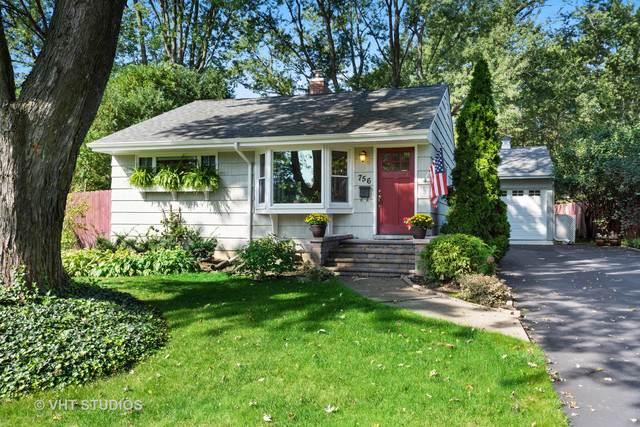 756 S Summit Street, Barrington, IL 60010 (MLS #10522993) :: John Lyons Real Estate