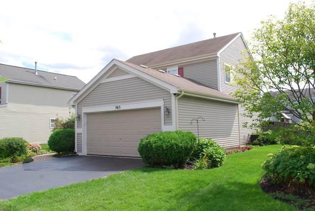 565 Bluebird Drive, Bolingbrook, IL 60440 (MLS #10522999) :: Property Consultants Realty