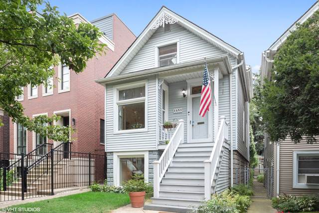 1453 W Melrose Street, Chicago, IL 60657 (MLS #10523045) :: Baz Realty Network | Keller Williams Elite