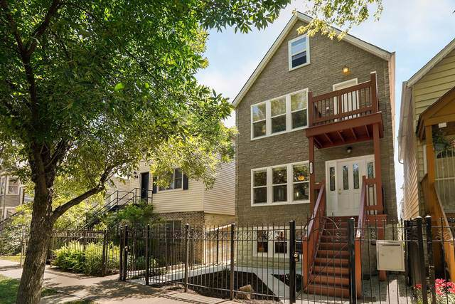 2925 N Gresham Avenue, Chicago, IL 60618 (MLS #10523054) :: Baz Realty Network | Keller Williams Elite