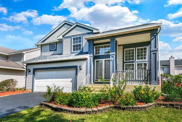 2144 Skylane Drive, Naperville, IL 60564 (MLS #10523131) :: Berkshire Hathaway HomeServices Snyder Real Estate