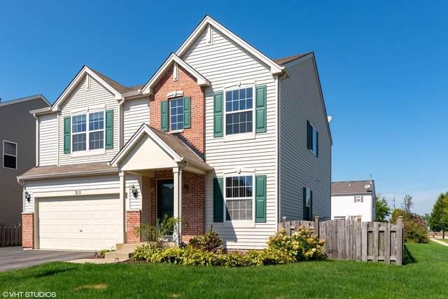 215 E Lark Avenue, Cortland, IL 60112 (MLS #10523181) :: The Perotti Group | Compass Real Estate