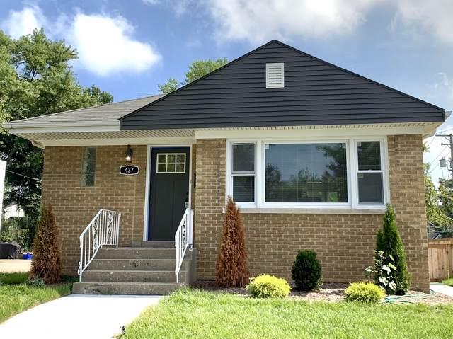 437 S Gilbert Avenue, La Grange, IL 60525 (MLS #10523184) :: Lewke Partners