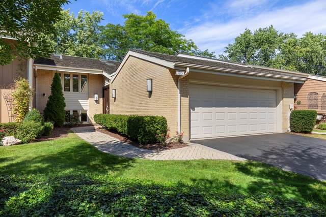 109 Briarwood Lane, Oak Brook, IL 60523 (MLS #10523293) :: John Lyons Real Estate